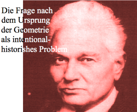Derrida deconstructs the very notions of origin and exact science.