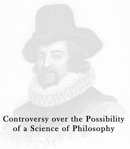 Francis Bacon, the first philosopher of science?